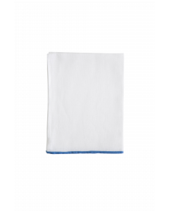 Color Edge Linen Guest Towel, Can be Monogrammed