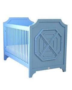 Custom Fretwork Crib - Available in a Variety of Colors