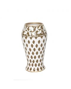 Brown Parsi Farm Vase