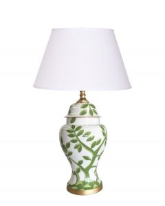 Green Cliveden Lamp