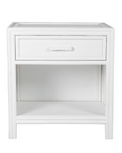 David Francis Banyan One-Drawer Nightstand - Available in a Variety of Finishes