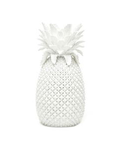 Set of Two Decorative Pineapple Shaped Vases - ON BACKORDER UNTIL NOVEMBER 2020