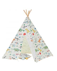 Dinosaur Playhouse Teepee Toy for Kids