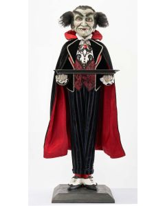 Dracula Butler Decoration