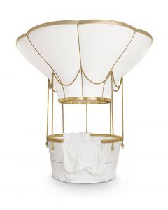 Fantasy Hot Air Balloon Inspired Luxury Bed for Kids