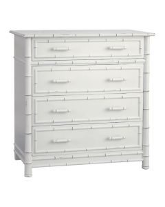 Faux Bamboo Dresser - Available in a Variety of Finishes