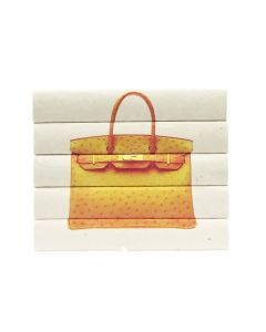 Five Volume Birkin Bag Set of Decorative Books