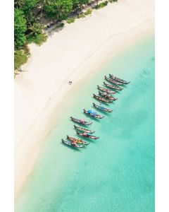 Freedom Beach, Thailand Print by Gray Malin