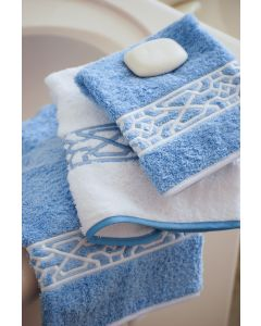 Geometric Key Towels