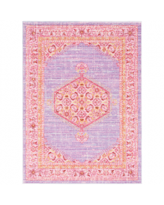 Bright Purple and Pink Germili Rug - FINAL STOCK, CALL TO CONFIRM AVAILABILITY