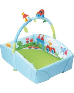 Whimsy City Play Gym for Babies