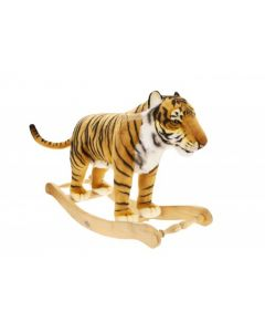 Tiger Safari Junge Stuffed Animal Toy Rocker for Kids