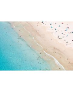 Hapuna Beach Print by Gray Malin