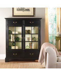 Somerset Bay Hatteras China Cabinet - Available in a Variety of Finishes