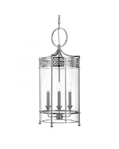 Hudson Valley Lighting Amelia Circular scrollwork Lantern - Available in 3 Finishes