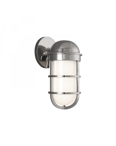 Hudson Valley Lighting Groton One Light Utility Bath and Vanity Light  Available in Three Finishes