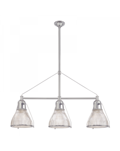 Hudson Valley Lighting Haverhill Three Light Island Light  Available in Four Finishes