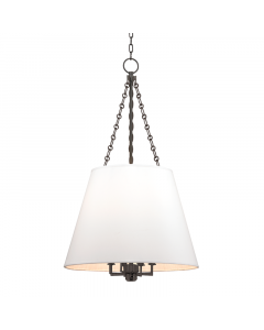 Hudson Valley Lighting Large Burdett Eight Light Hanging Ceiling Pendant  Available in Three Finishes