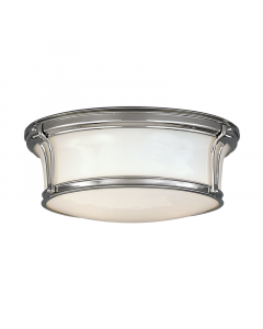 Hudson Valley Lighting Medium Newport Ceiling Flush Mount  Available in Four Finishes