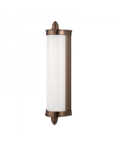 Hudson Valley Lighting Nichols Vertical LED Bath and Vanity Light - Available in Two Finishes