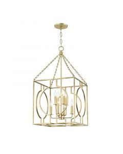 Hudson Valley Lighting Octavio Hanging Ceiling Pendant – Available in Two Finishes