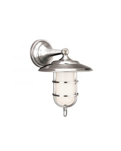 Hudson Valley Lighting Rockford Bath and Vanity Light with Cast Bulb Shade  Available in Four Finishes
