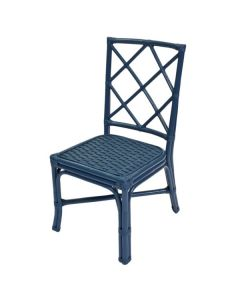 Jaimee Rattan Side Chair – Available in a Variety of Colors