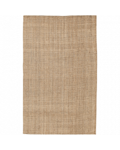 Jute Woven Rug in Wheat - Variety of Sizes Available