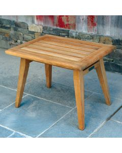 Kingsley Bate Ipanema Outdoor Teak Side Table