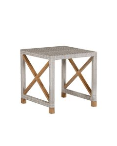 Kingsley Bate Jupiter Outdoor Side Table in Two Different Colors