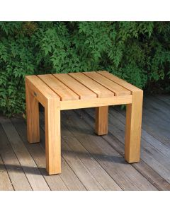 Kingsley Bate Mendocino Outdoor Teak Side Table