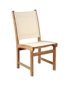 Kingsley Bate St. Tropez Outdoor Dining Side Chair