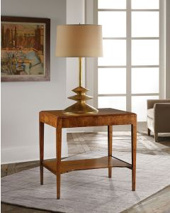 Modern History Large Georgian End Table