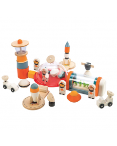 Life on Mars Space Astronaut Toy Set for Children