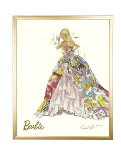 Barbie Limited Generation of Dreams Wall Art With Optional Frame