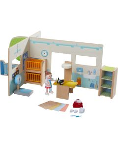 Vet Clinic Playset for Kids