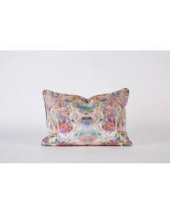 Mariposa Mod (1) Abstract Decorative Pillow