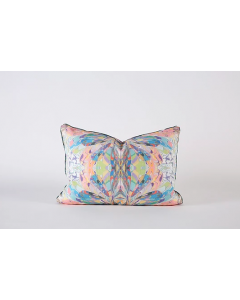 Mariposa Mod (2) Abstract Decorative Pillow