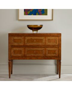 Modern History Milan Fruitwood Commode