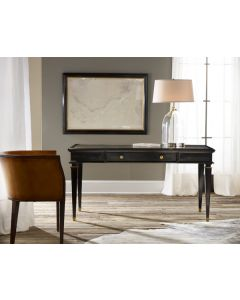 Modern History Ebonized Classical Writing Table