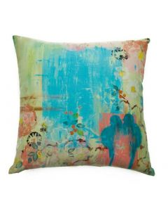 Morning Light Fine Art Decorative Pillow