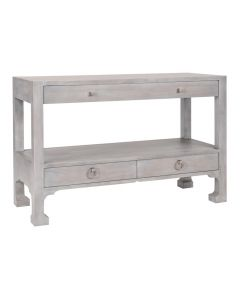 Morris 3 Drawer Console Table - Available in a Variety of Finishes
