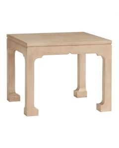 Morris Side Table - Available in a Variety of Finishes