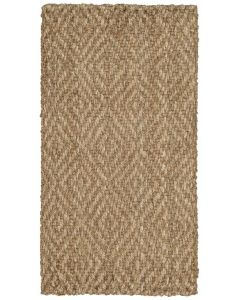 Natural Fiber Jute Area Rug - Available in a Variety of Sizes