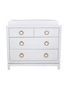 Childrens Modern Custom Handmade 4 Drawer Dresser - Available in 3 Finishes