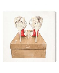 """Wedbliss Shoes"" Fashion Wall Art - Available in 5 Sizes"