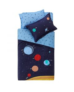 Out of This World Space Bedding Set for Kids