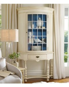 Somerset Bay Pamplico Half-Round Cabinet - Available in a Variety of Finishes