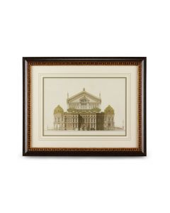 Paris Opera Framed Wall Art