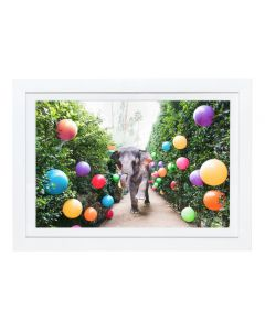 Gray Malin 'Party at the Parker' Mini Framed Print